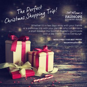 fauhope pre christmas short breaks